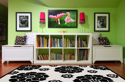 Great Game Room Ideas - The Adventures of Marker Girl by Karen ...