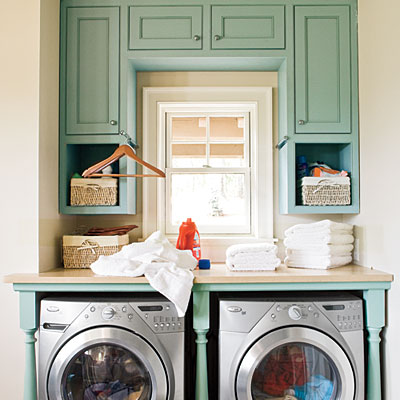 Decorating Ideas for Your Laundry Room